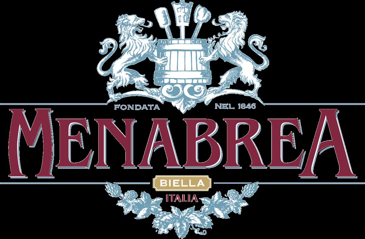 The logo of Menabrea