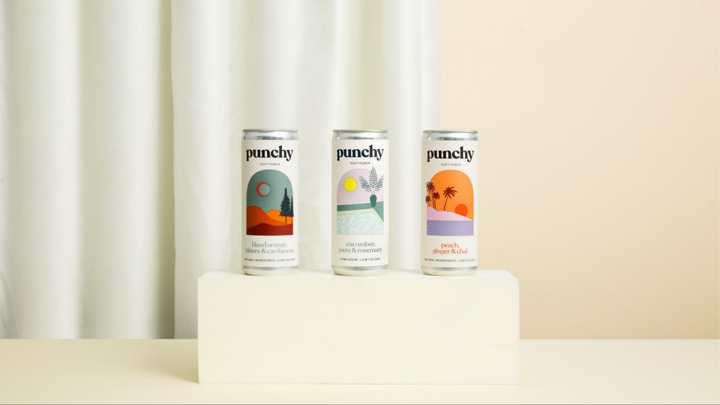 An image of Punchy cans